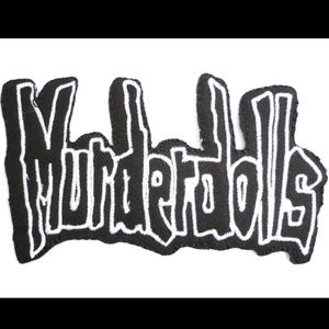 Other - MURDERDOLLS patch band iron on punk metal rock DIY